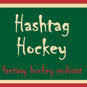 hashtag hockey podcast logo chiller